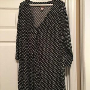 Plus size H&M tunic